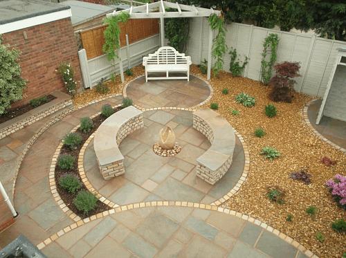 smaller garden